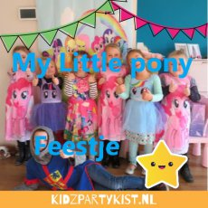 Themakist My Little Pony feestje
