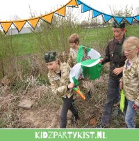 kidzpartykist-legerfeest