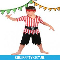 Piratenfeest verkleden