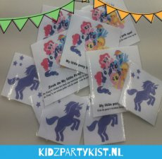 My Little Pony speurtocht