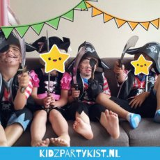 Piraten kinderfeest