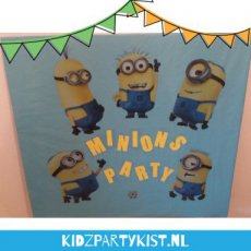 Minionsfeestje decoraties