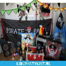 Piratenfeest themakist